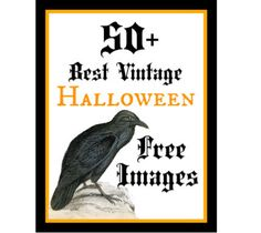 Free Halloween images at Graphics Fairy
