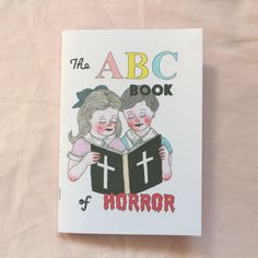 abc book or horror Nicole Dollanganger, Horror Themes, Elements Of Art, Macabre, Dark Art, Zine, Horror Movies, Baby Dolls, Creepy