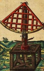 Tycho Brahe quadrant