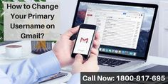 Read this blog and learn how you can #ChangePrimaryUsernameOnGmail. If you are facing stuck while changing username, you can contact us at our #GmailSupportNumber Australia 1800-817-695 and get the instant assistance.