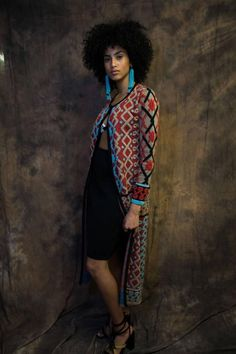 See the Best of ARISE Fashion Week 2018 Through Trevor Stuurman's Lenses for British Vogue African Fashion Designers, African Inspired Fashion, African Men Fashion, Africa Fashion, African Wear, Ethnic Fashion, African Dress, Ankara Fashion, African Attire