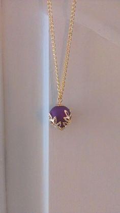Filigree pendant by SophiaEmmeline on Etsy, $15.00