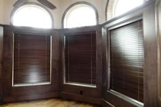 15 Best Stained Trim Stained Blinds Images Stained Trim