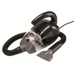 Bissell Hand Held Vacuum A very thorough article over at - http://www.householdappliancejudge.com/guide-finding-best-handheld-vacuum/