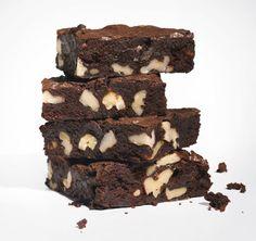 The world's best brownie recipe, if you like chewy, very dark, chocolaty brownies