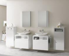 weißes badezimmer design von TOTO