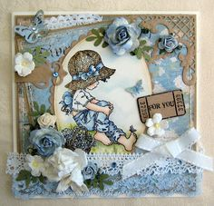 Scrapcards by Marlies: Bling