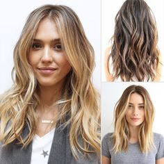 Instagram-Worthy Hair Tips - everything you need to know about achieving the trendy, sultry, lived-in style.