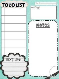 to do list classroom-ideas
