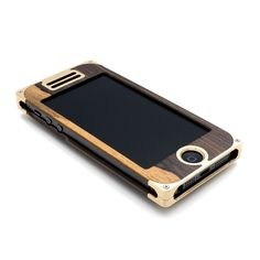 EXO16 iPhone 5 Brass Zircote