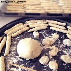Homemade pasta!