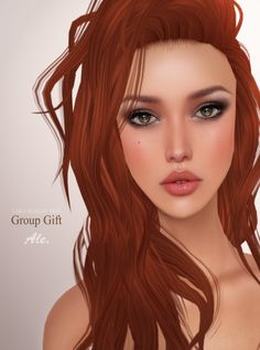 Gervaise, Amber and Ale Skin Gifts, Free Second Life Skins. In the Skins store there are a few free group gifts: three gifts are regular skins, as you ...