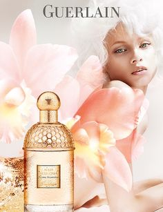 GUERLAIN : Flora Nymphéa, un nouveau parfum pour une nouvelle communication - Web and Luxe - Blog Luxe Marketing