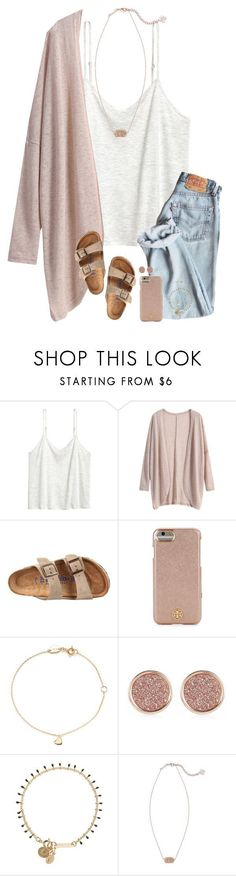 """""""HIGH SCHOOL STUDENTS; advice on seminars??"""" by twaayy ❤ liked on Polyvore featuring Linne, Birkenstock, Tory Burch, Estella Bartlett, River Island, Isabel Marant and Kendra Scott #schooloutfits"""