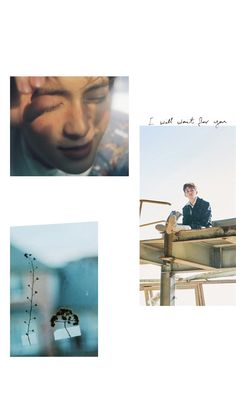 "JaeMark // NCT Jaehyun x NCT Mark // ""I will wait for you"" wallpaper"