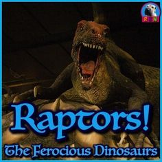 "Raptors - ""The Ferocious Dinosaurs"" More than just an informative PowerPoint presentation, this educational package contains a few higher level thinking activities to engage the students. You will learn what characteristics define a raptor, as well as, s Elementary Science, Science Education, Elementary Schools, Upper Elementary, Science Lessons, Science Activities, Classroom Activities, Independent Reading, School Subjects"