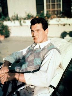 Rock Hudson 1951  More pics at http://therockhudsonproject.com/?p=7292