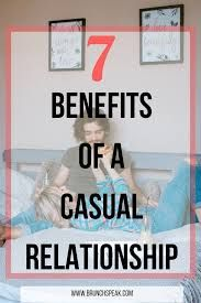 casual dating with benefits