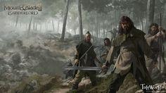 Mount & Blade 2 II Bannerlord Art 3