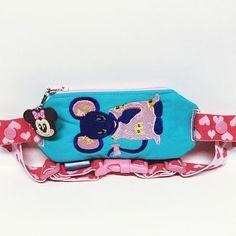 Insulin pump pouch / cute little mouse