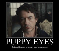 it's soooo true. RDJ