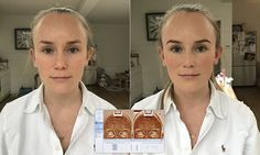 Kjaer Weis tests the first cosmetics you can wear to bed | Daily Mail Online