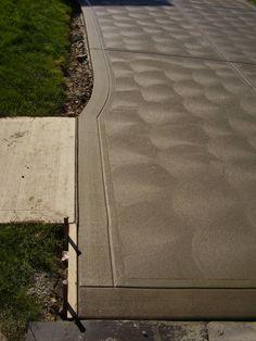 Attractive Cement Patio Finishes | Concrete Finishes