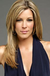 Laura Wright from the Guiding Light (Cassie Winslow) and General Hospital (Carly Corinthos).