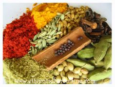 Indian Spices_       Ethnic Indian Cuisine is well known for its sophisticated use of spices and  herbs.