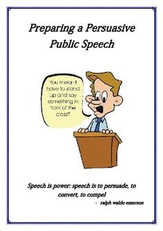 Fun Persuasive Speech Topics  Competent Communication