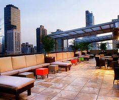 The Empire Hotel Rooftop, NYC- The Hottest Hotel Rooftop Bars