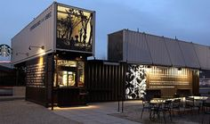 Cargotecture – the Rise of Recycling Shipping Containers