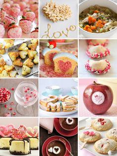 Valentine food inspiration