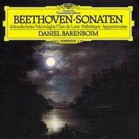 """Ακούστε Beethoven: """"Moonlight"""", """"Appassionata"""" & """"Pathétique"""" Sonatas από Daniel Barenboim στο @AppleMusic."""
