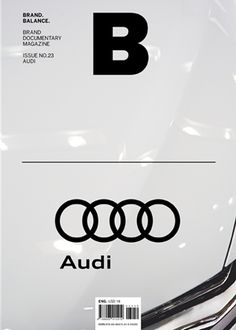Brand Balance. Audi