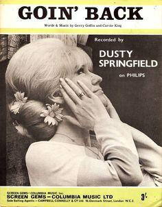 1966 Dusty Springfield sheet music