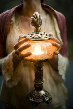 """The lamps are different, but the light is the same."" ~ Rumi: The Book of Love"