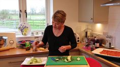 KRR Cookery - Courgette Salad