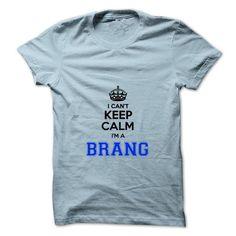 awesome BRANG T-shirt Hoodie - Team BRANG Lifetime Member