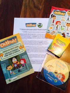 PBS Kids OH NOAH! DV