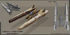 concept ships: Spaceship designs by DmitryEp18