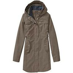 Midtown Rain Trench - In the perfect style to complement your look, this rain trench is totally waterproof, seam-sealed and fully lined.