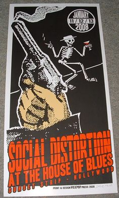Social Distortion ''House of Blues""