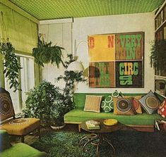 """Vintage Eye Candy: Interiors That'll Make You Say, """"Groovy, Baby!"""" - Can yo. - Vintage Eye Candy: Interiors That'll Make You Say, """"Groovy, Baby!"""" – Can you dig it? We're taking a look back at interior design from the and wondering whether – 1970s Decor, 70s Home Decor, Home Decor Trends, Home Decor Styles, Vintage Home Decor, Living Vintage, Bedroom Vintage, 70s Bedroom, Moodboard Interior"""