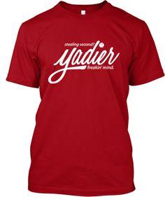 Yadier Freakin Mind Shirt is back!