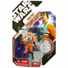 Star Wars Rebel Pilot Biggs Darklighter by HASBRO. $2.01. Rebel Pilot Biggs Darklighter Action Figure - #14. Includes Exclusive Silver Coin. Star Wars - 2007 - 30th Anniversary - Hasbro. Limited Edition. From A New Hope - Episode IV. STAR WARS REBEL PILOT BIGGS DARKLIGHTER