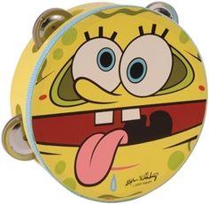 SpongeBob SquarePants: Tambourine. £8.50