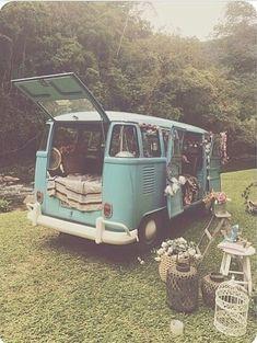 #camping #glamping #vingtagevw