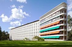 Alvar Aalto, Federico Covre · Paimio Sanatorium