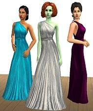 Mod The Sims - Teen Dresses Collection - Part 4 - Formals
